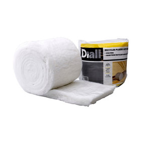 Image of Diall Insulation roll (L)6m (W)0.37m (T)100mm