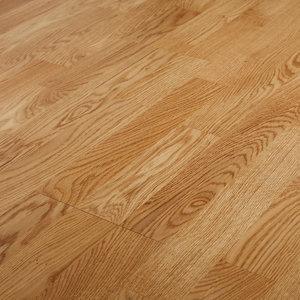 Image of GoodHome Elkins Natural Oak Real wood top layer flooring 1.58m² Pack