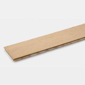 Image of GoodHome Eslov Natural Oak Real wood top layer flooring 1.94m² Pack