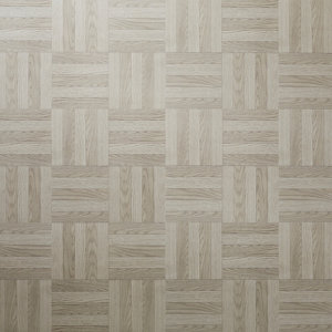 Image of GoodHome Grey Parquet Parquet effect Self adhesive Vinyl tile Pack of 13