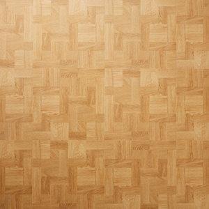 Image of Natural Parquet Parquet effect Self adhesive Vinyl tile Pack of 13