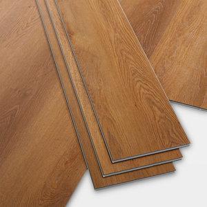 Image of GoodHome Gospel Blond Wood effect Luxury vinyl click flooring 1.95m² Pack