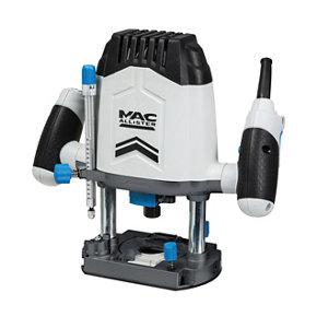 Image of Mac Allister 1200W 220-240V Corded Router MSR1200