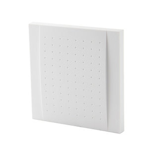 Image of Blyss Madly White Wired Door chime