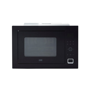 Image of Cooke & Lewis CLBIMW34LUK Black Combination microwave