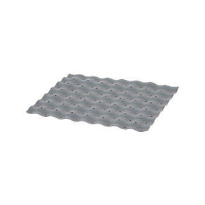 Image of GoodHome Datil Anthracite Sink mat (W)301mm