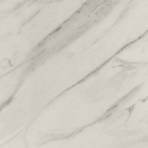 Image of GoodHome Algiata Matt White Marble effect Laminate & particle board Upstand (L)3000mm