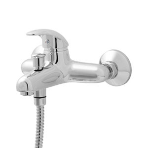 Image of GoodHome Blyth Bath Shower mixer Tap
