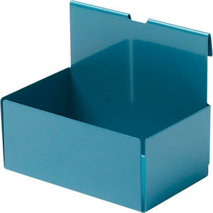 Image of GoodHome Amantea Blue Box (W) 156mm