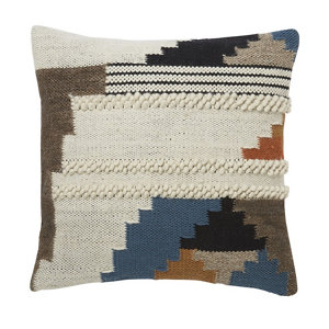 Image of Ambre Rug loop Multicolour Cushion