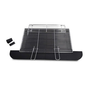 Image of Blooma Nordend Black Charcoal Barbecue