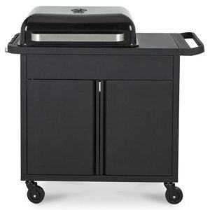 Image of Blooma Rockwell 310 Black Charcoal Barbecue