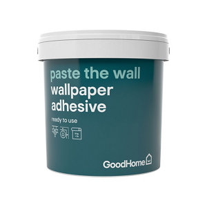 GoodHome Paste the wall Ready mixed Wallpaper Adhesive 1kg
