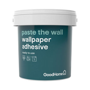 GoodHome Paste the wall Ready mixed Wallpaper Adhesive 5kg