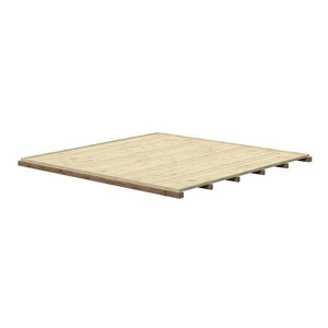 Blooma 7.3x7.3 Shed floor