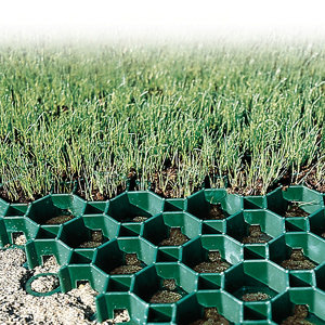 Image of Blooma Grass stabilisation tile