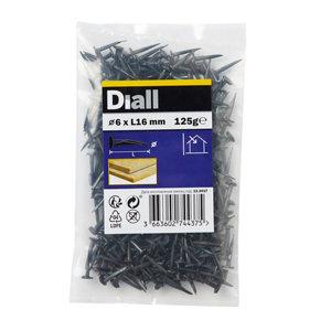 Image of Diall Cut tacks (L)16mm (Dia)6mm Pack