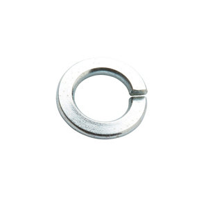 Image of Diall M4 Steel Spring Washer Pack of 10
