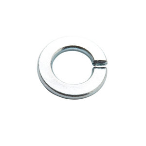 Image of Diall M8 Steel Spring Washer Pack of 10