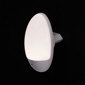 Image of Colours Venetie Gloss White LED Night light