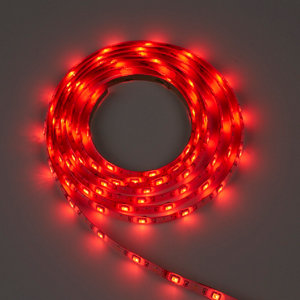 Image of Colours Driggs Mains-powered LED Multicolour Strip light IP20 400lm (L)3m