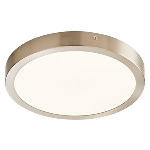 Image of Aius Chrome effect Ceiling light