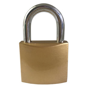 Image of Ever Strong Iron Cylinder Padlock (W)38mm