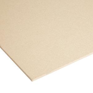Image of MDF Board (L)0.81m (W)0.41m (T)6mm