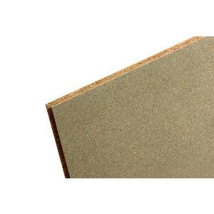 Chipboard Tongue & groove Floorboard (L)2.4m (W)600mm (T)18mm
