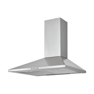 Image of CHS60 Inox Stainless steel Chimney Cooker hood (W)60cm