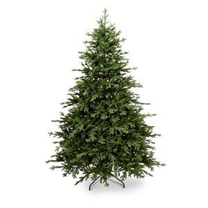 Image of 7.5 ft Thetford Pre-lit LED Christmas tree