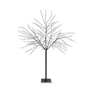 Image of 7 ft Moena Pre-lit LED Christmas tree