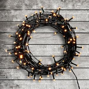 Image of 120 Warm white LED String lights