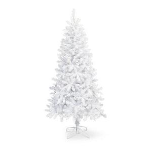 Image of 6.5 ft Norski Pre-lit LED Christmas tree