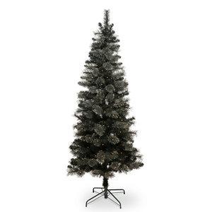Image of 7 ft Verbier Pre-lit LED Christmas tree