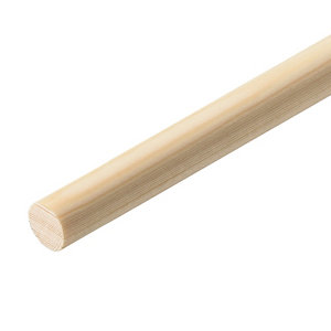 Image of PINE DOWEL 12X12X2400MM