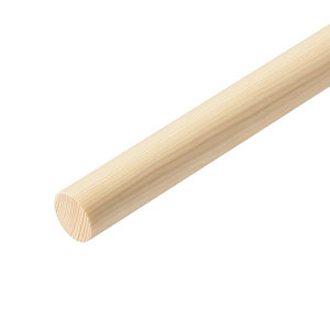 Image of PINE DOWEL 14X14X900MM