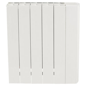 Image of 1000W White Convector heater