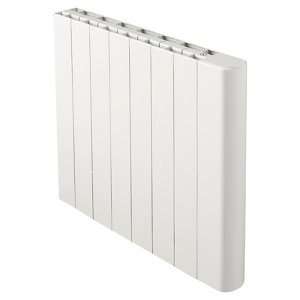 Image of 1500W White Convector heater