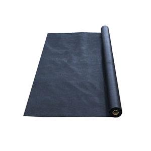Verve Black Polypropylene Weed control fabric  (L)10m (W)1m
