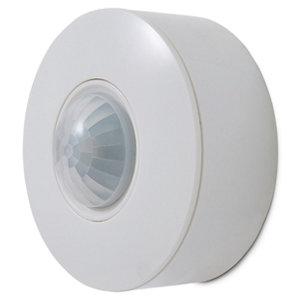 Image of Blooma Carigan White Mains-powered Wall lighting PIR Motion sensor