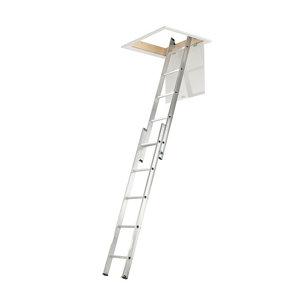 2 section 10 tread Tilt & turn right Loft Ladder
