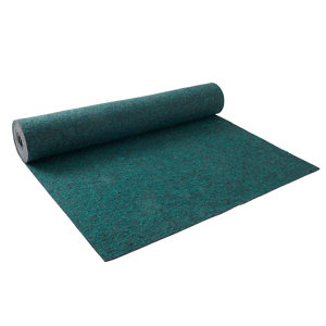 Image of Diall 6mm Recycled fibres Carpet Underlay panels 8.35m²