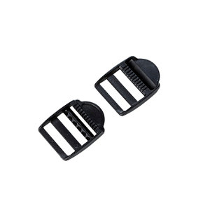 Image of Diall Black Nylon Buckle (W)25mm Pack of 2