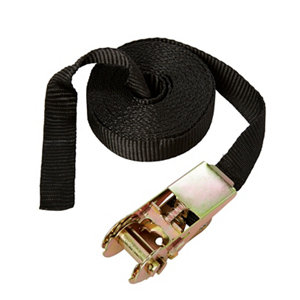 Image of Diall Ratchet tie down (L)5m (W)0.03m