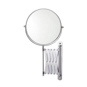 Cooke & Lewis Greenhill Round Bathroom Mirror (H)405mm (W)225mm