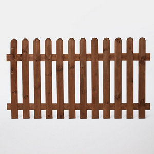 Image of Blooma Luiro Picket fence (W)1.8m (H)1m
