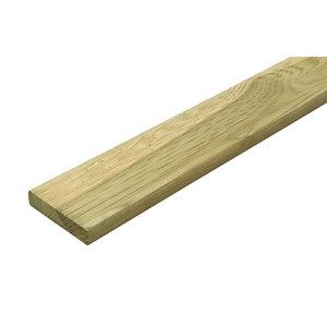 Don Green Pine Deck board (L)2.4m (W)95mm (T)20mm