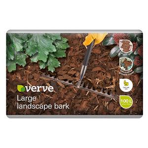 Verve Bark chippings Large 100L Bag