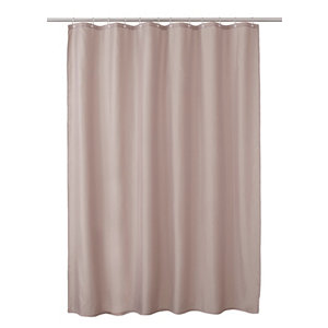 Image of Cooke & Lewis Diani Pebble Shower curtain (L)1800mm